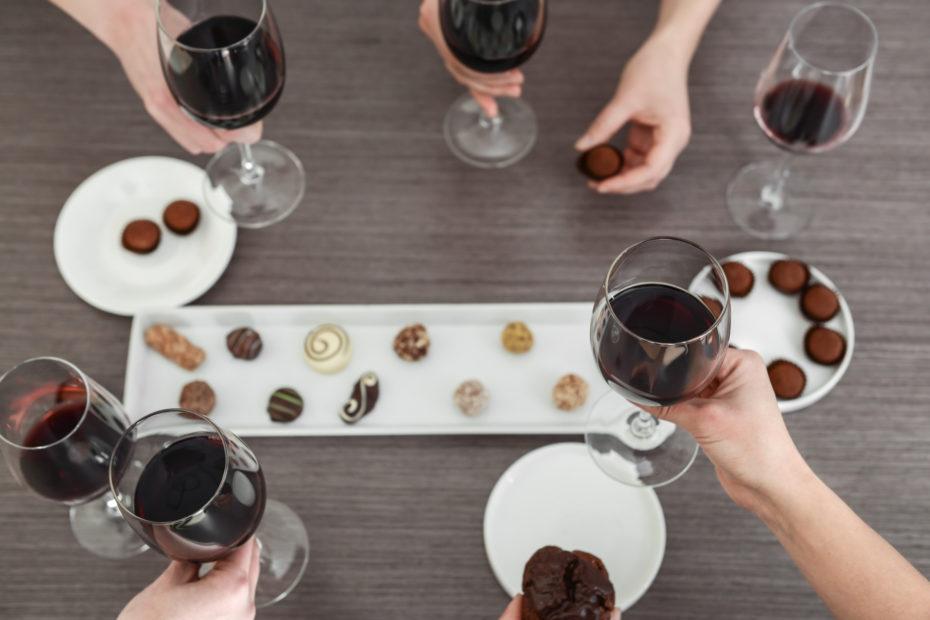 Rio Vista Wine + Chocolate Pairings